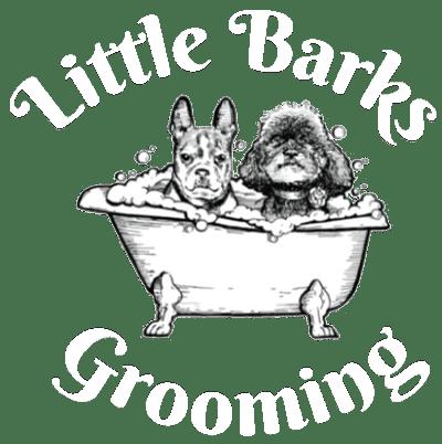 Little Barks Grooming logo